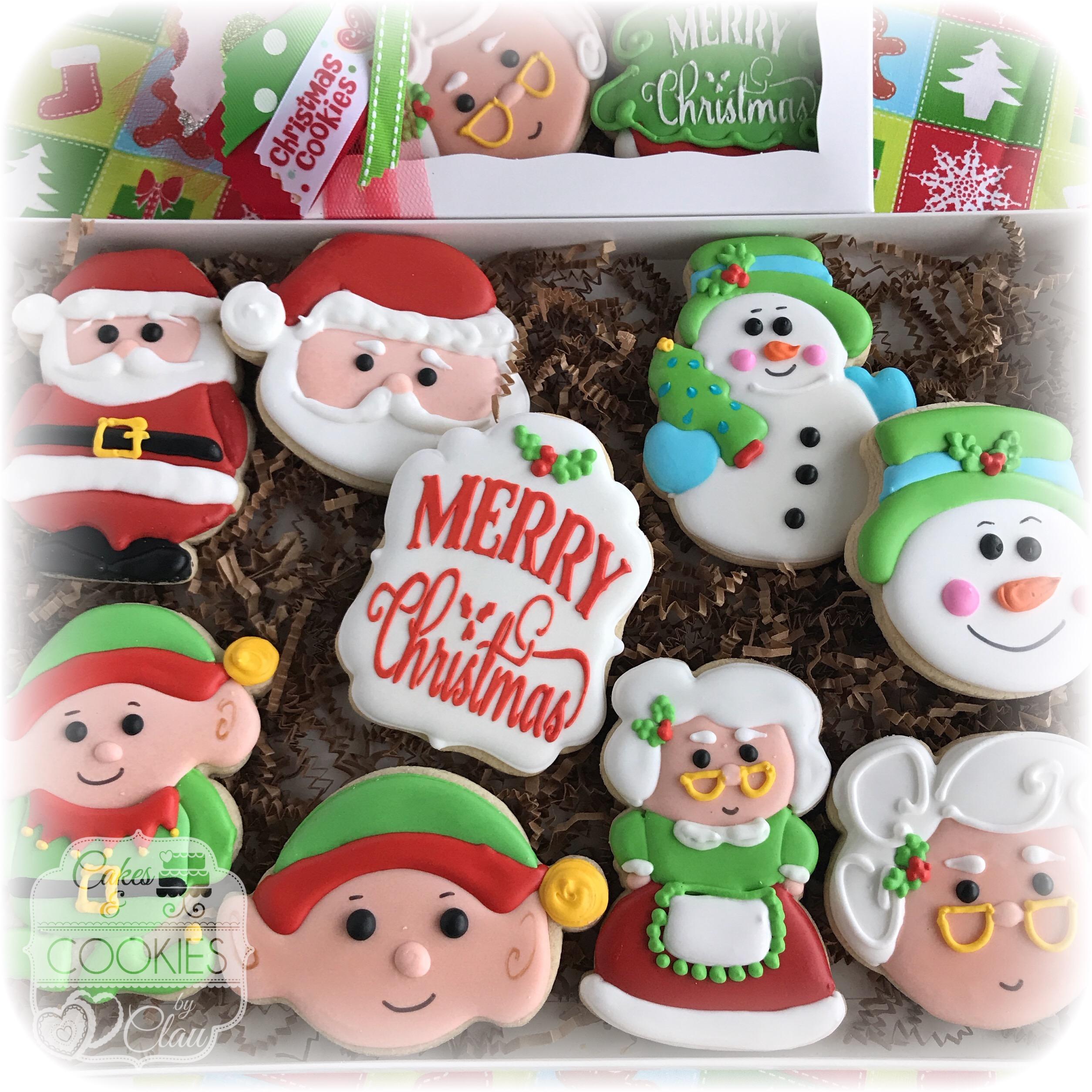 Large Holiday Gift Box