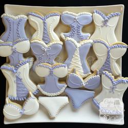 Bridal - Lingerie Lavender