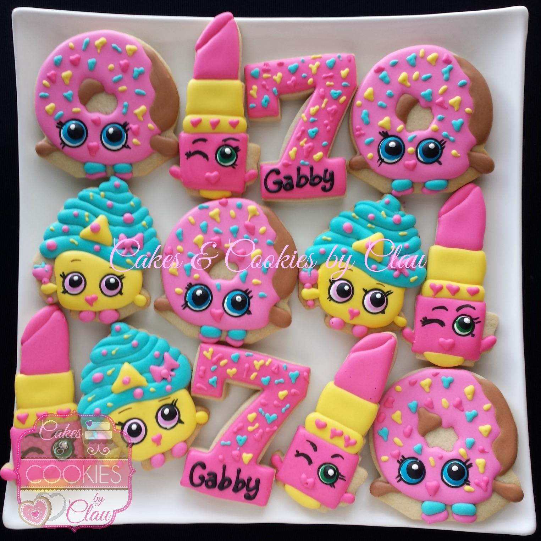 Shopkins - Donuts & Cupcakes