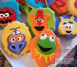 Muppets Cookies