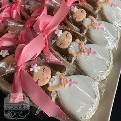First Communion Favors - Pink