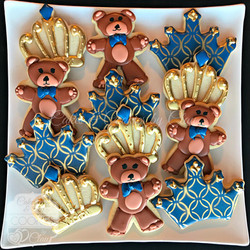 Baby - Bears & Crowns