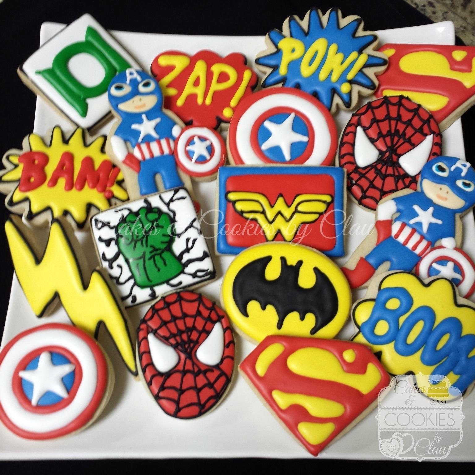 Superheroes - Drew