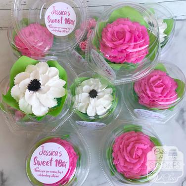 Sweet 16 Indivudual Cupcakes