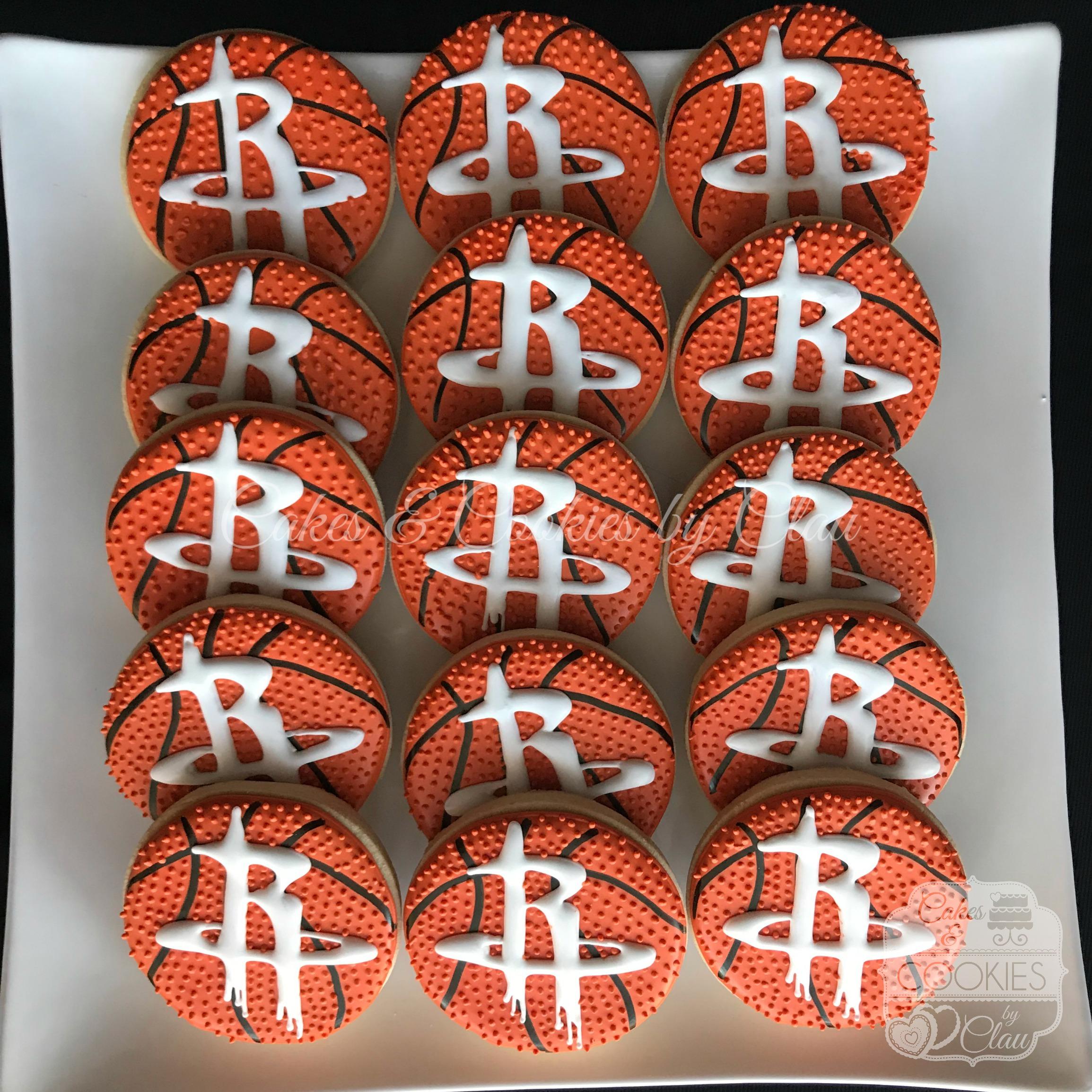 Rockets Basketballs