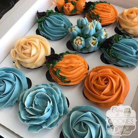 Little Pumpki Cupcakes 2