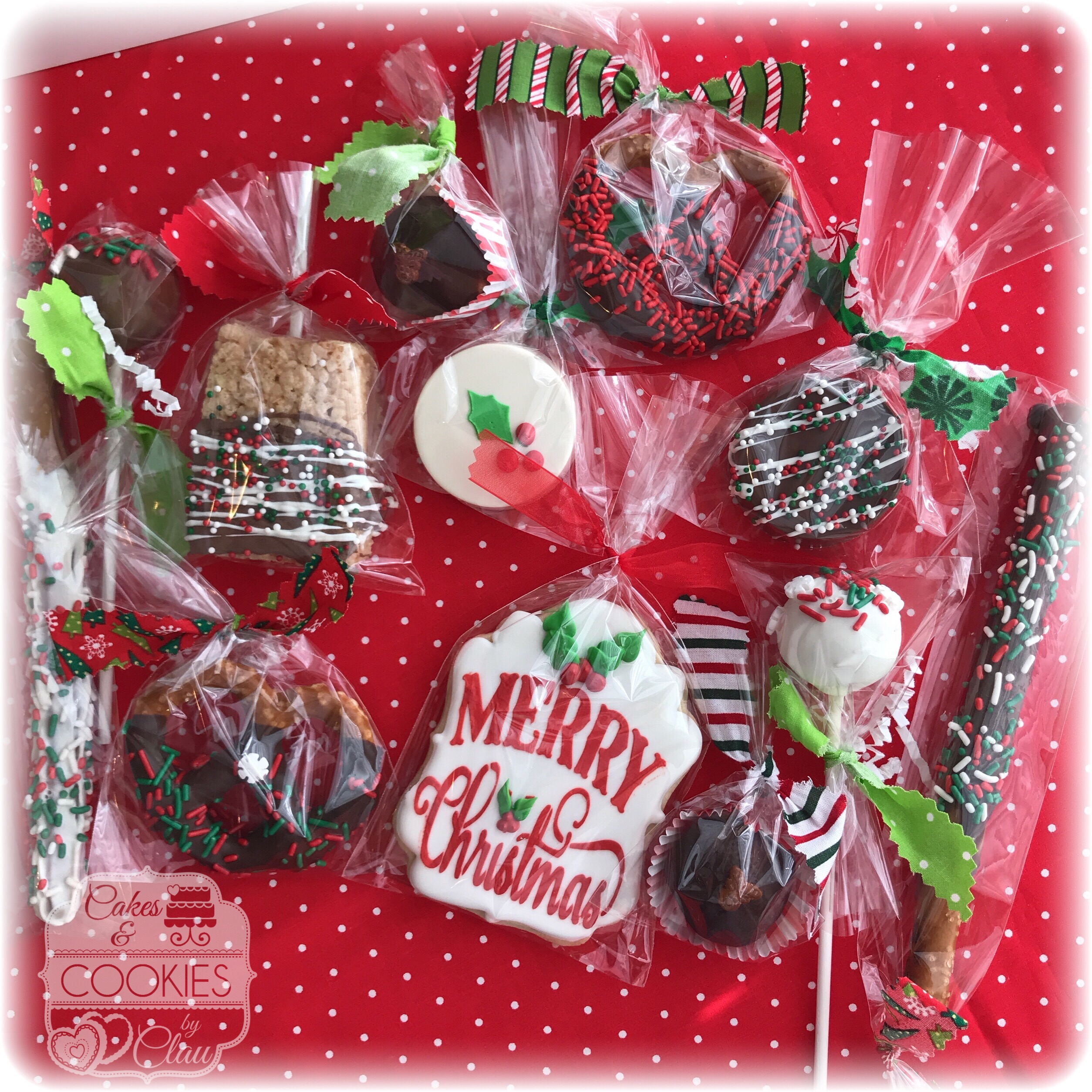 Holiday Sweet Treats Sampler Box