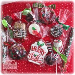 Holiday Sweet Treats Sampler Box