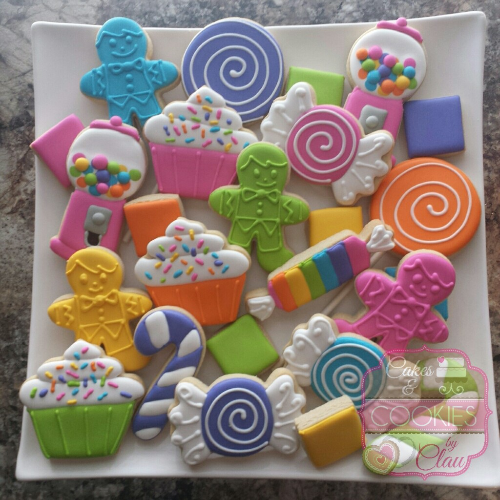 7-Plus Icing Colors