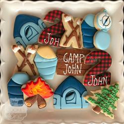 Camping - John