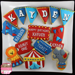 Kayden Circus Platter