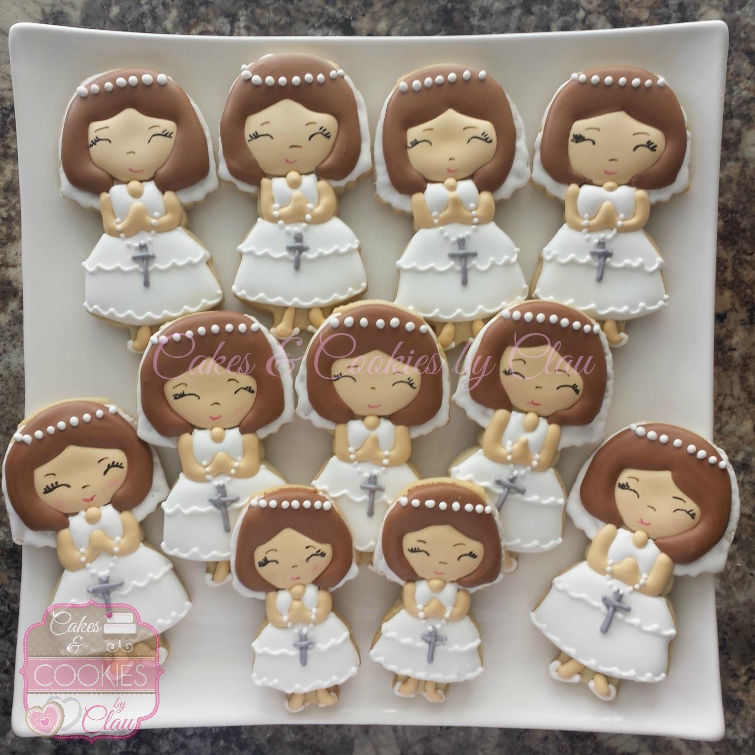 First Communion Girls - Sofia