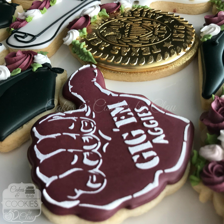 Graduation & College Cookies