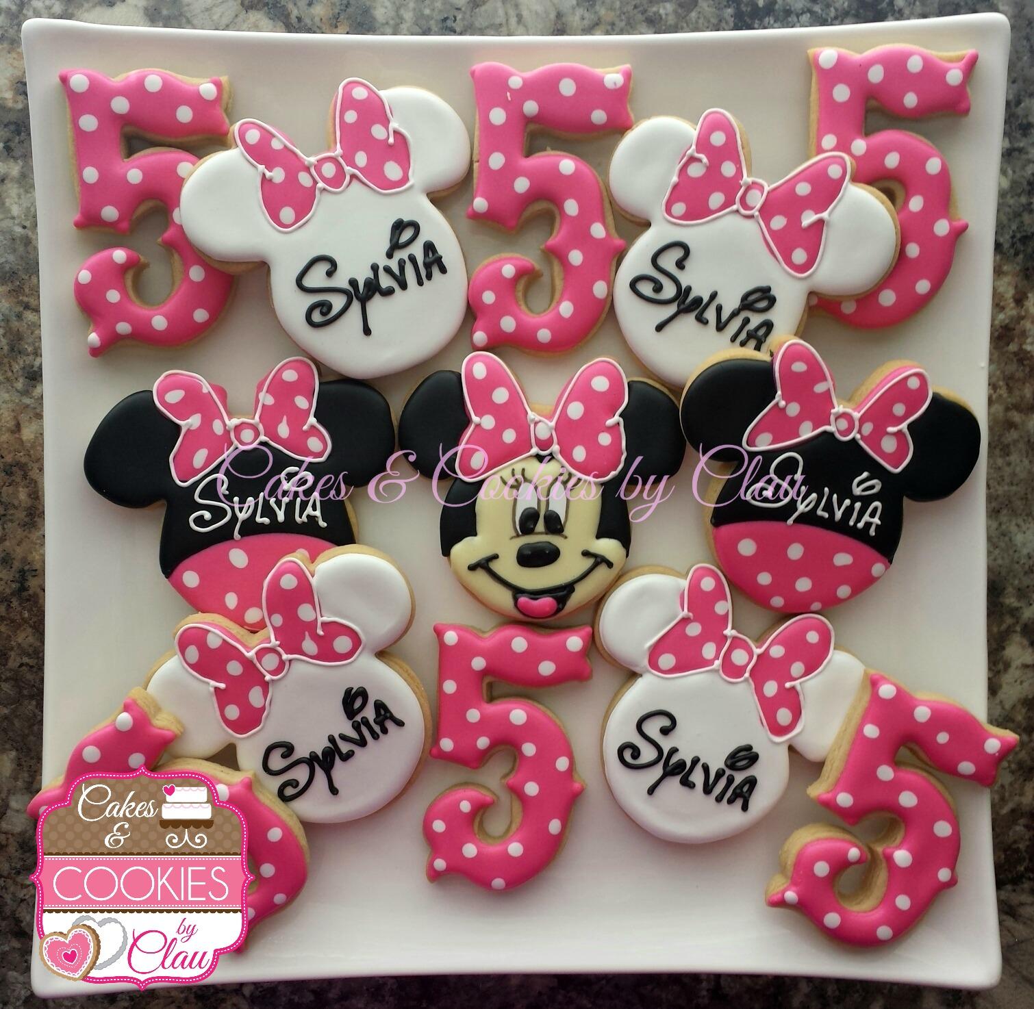 Minnie Mouse - Sylvia