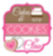 Cakes & Cookies by Clau Logo