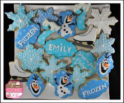 Emily's - Frozen Platter