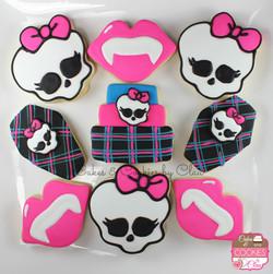 Monster High Platter 2