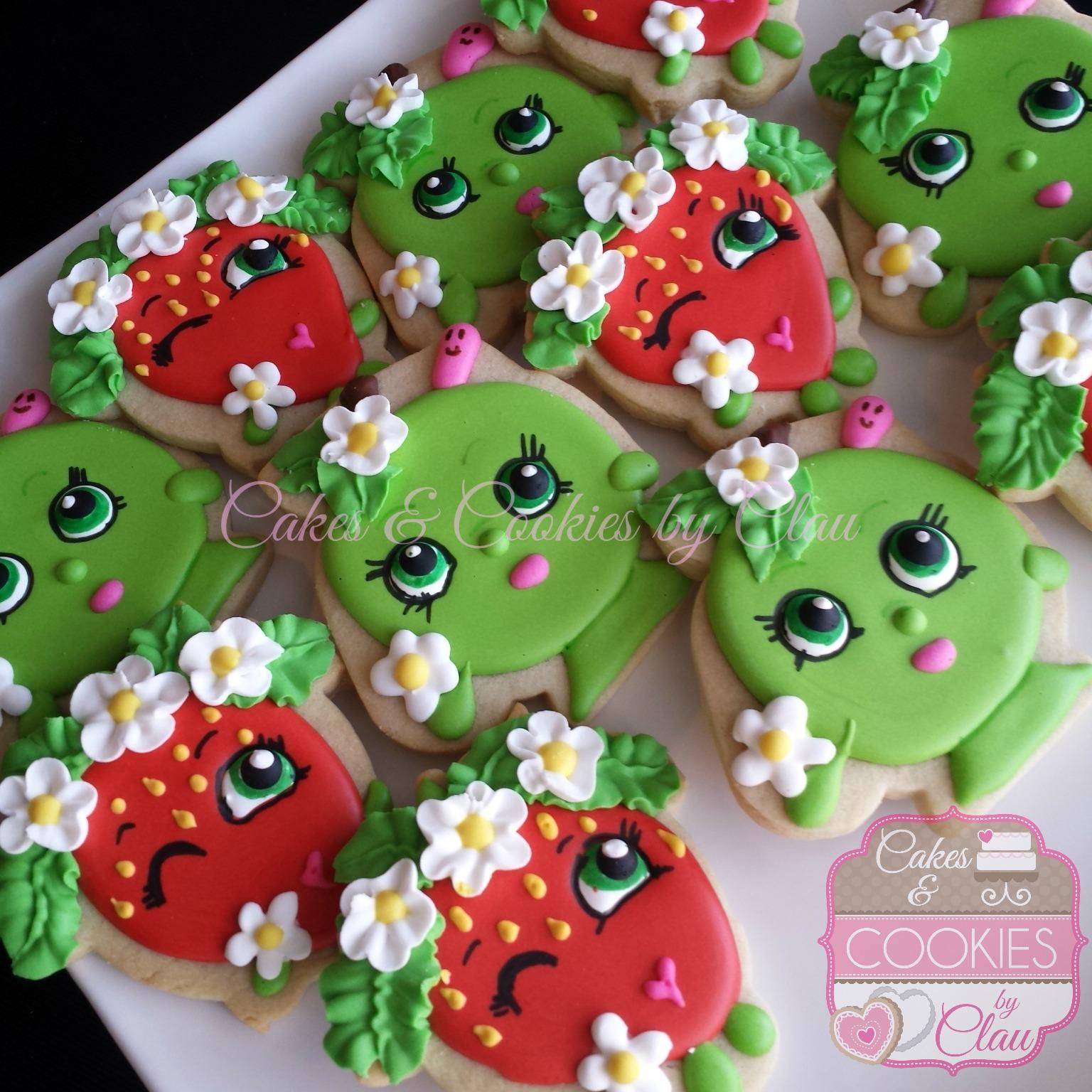 Shopkins - Apples & Strawberries