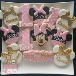 Minnie Mouse - Nevaeh
