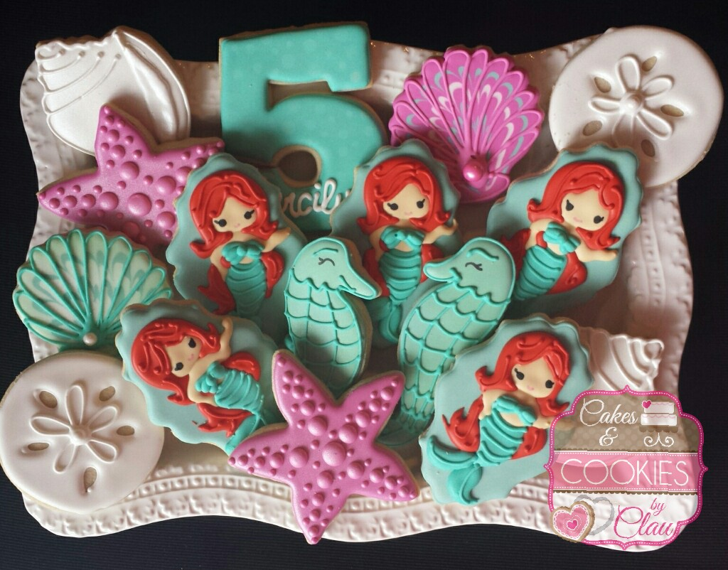 Mermaid / Under the Sea Birthday