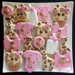Baby Giraffe Set
