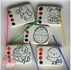 PYO Easter Cookies
