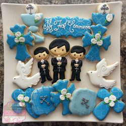 First Communion Set - Charlie