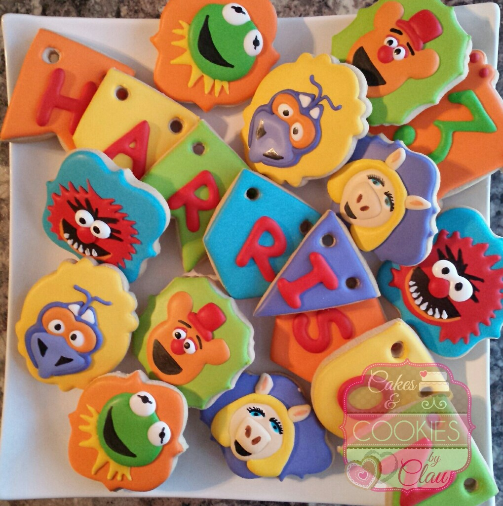 7-Plus Icing Colors Character Sets