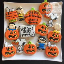 Charlie Brown & the Great Pumpkin