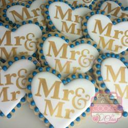 Mr. & Mr. Cookies