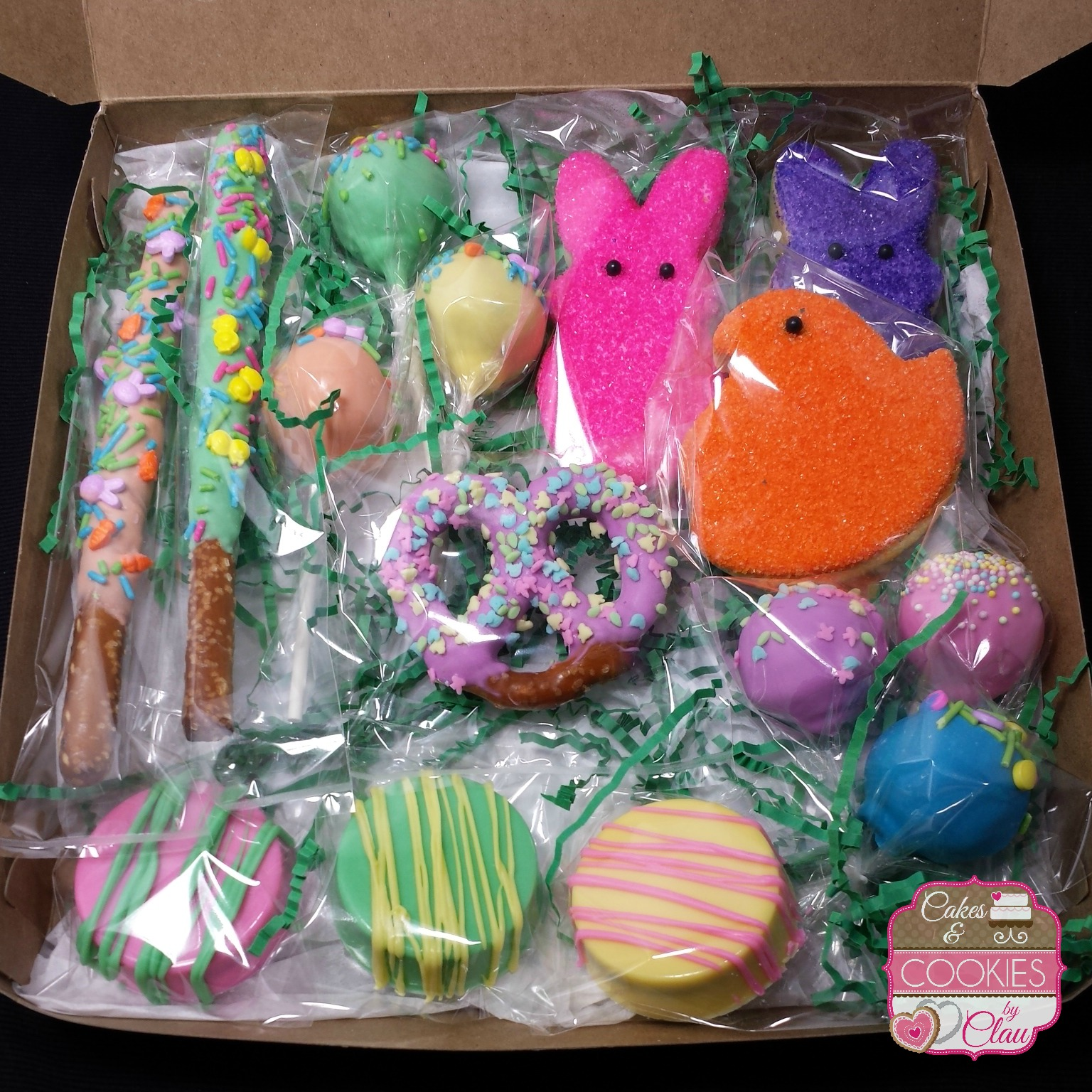 Easter Sweet Treats Sampler Box