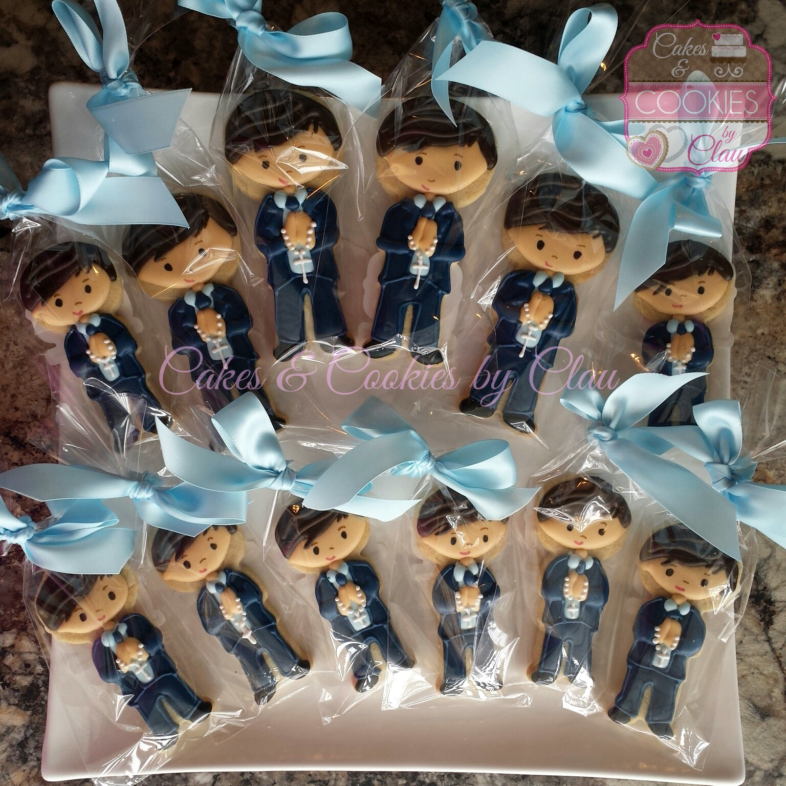 Boy Communion Favors