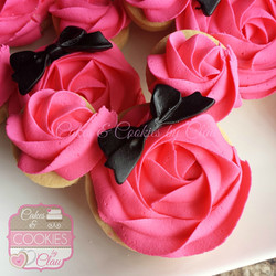 Minnie Mouse Rosettes 2