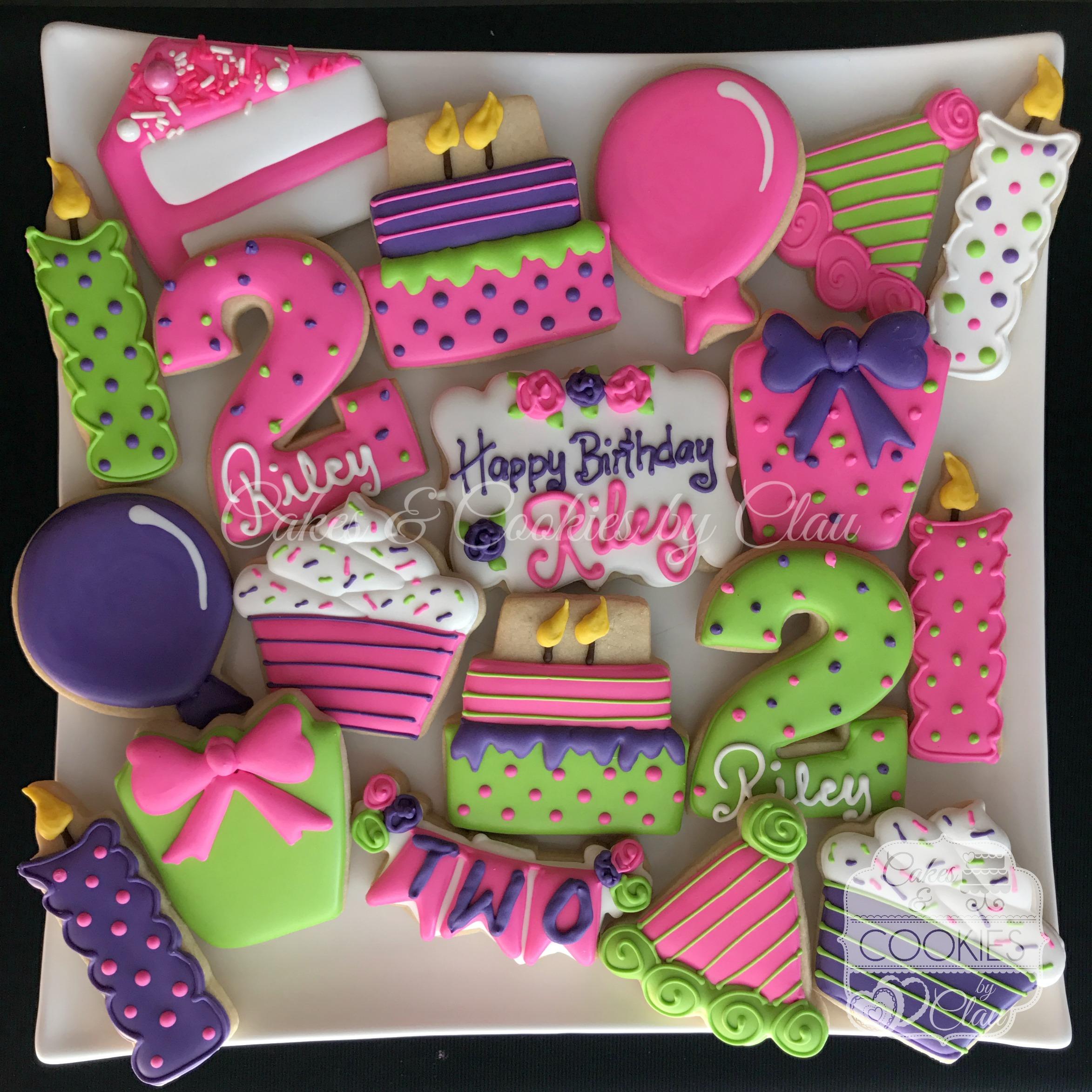 Birthday Party - Riley