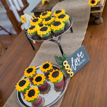 Sunflower Cupcakes - Customer Pic 2