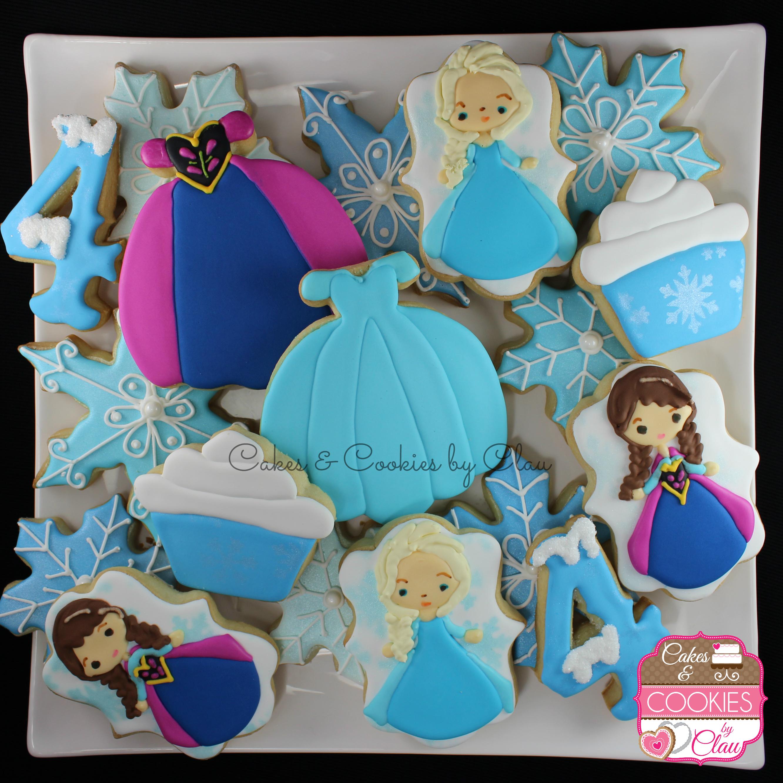 Ava's Frozen Platter
