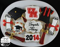 UH Graduation Platter