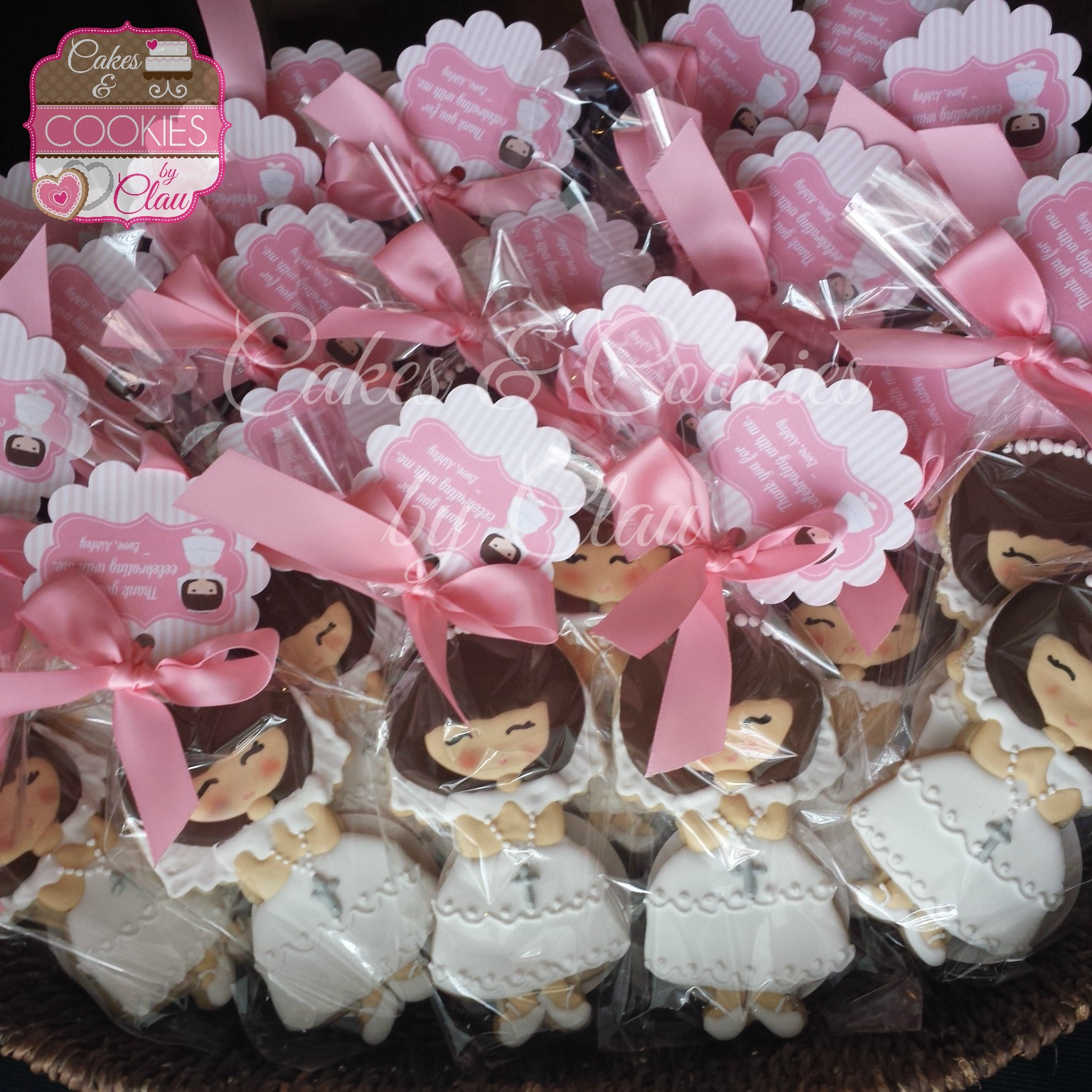 Girl First Communion Party Favors
