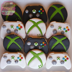 XBox Controllers Set 1