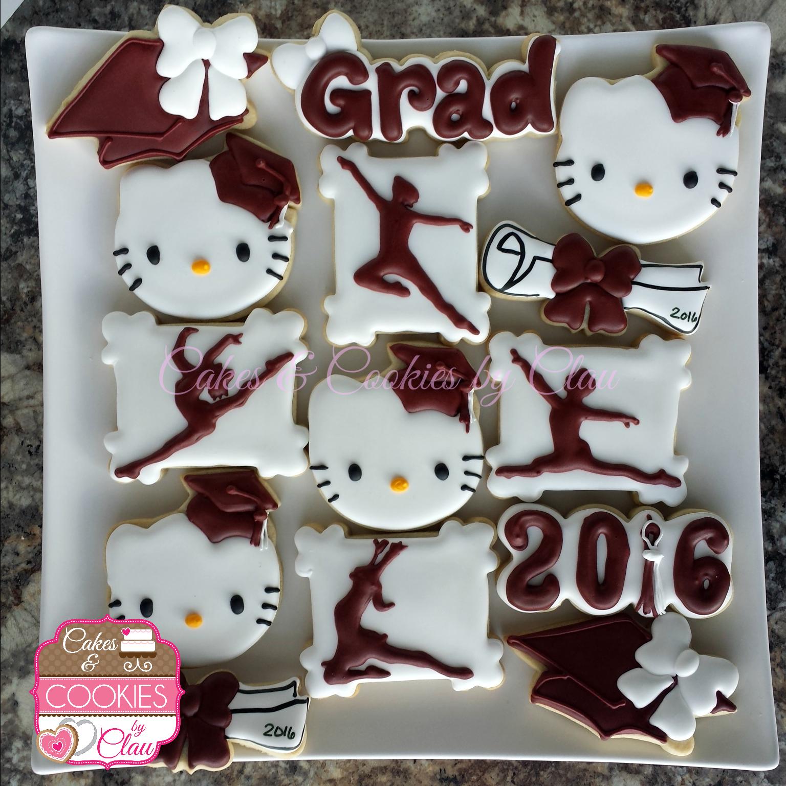 Hello Kitty Grad Set