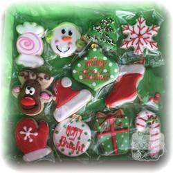 Christmas Assortment Cookies