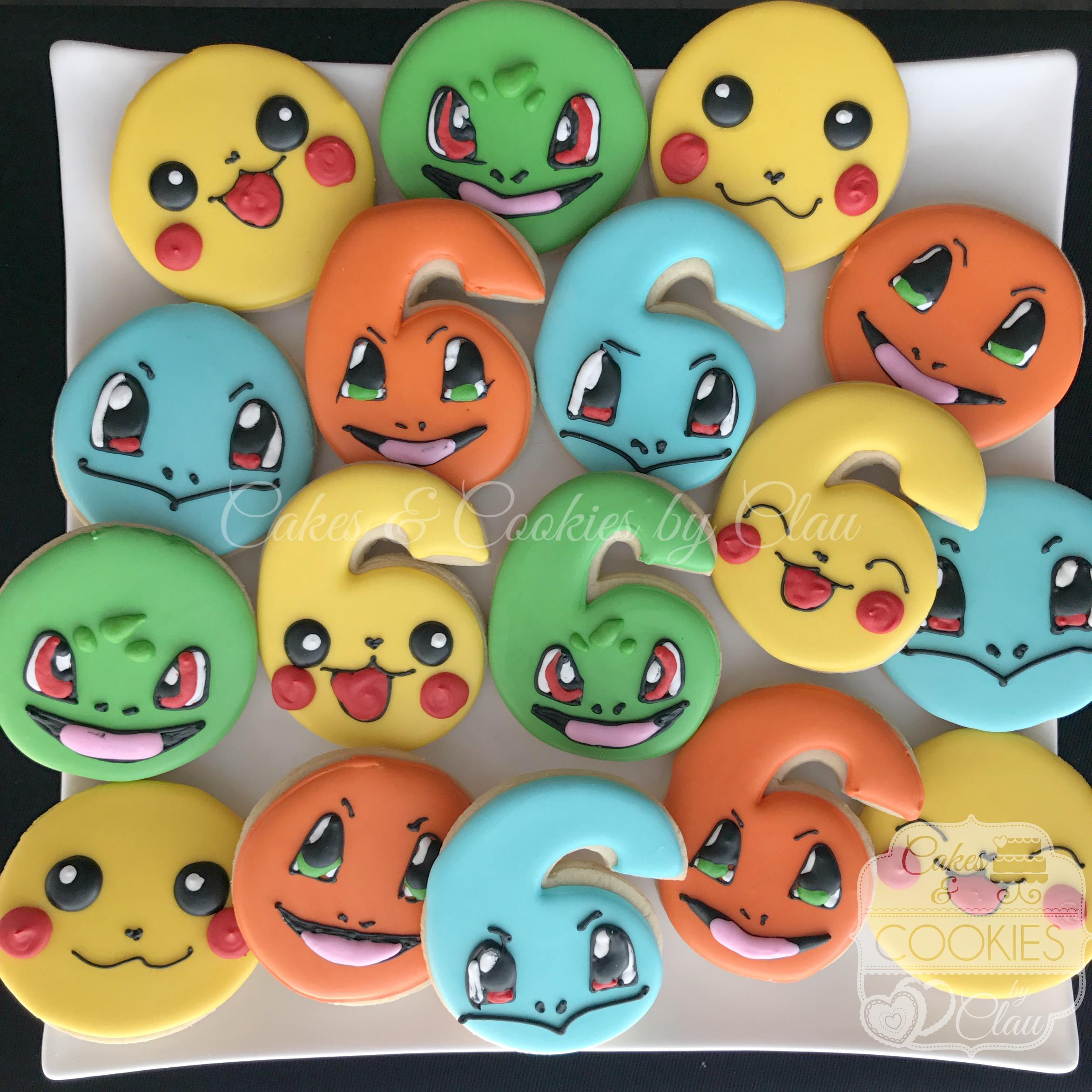 Pokemon - numbers