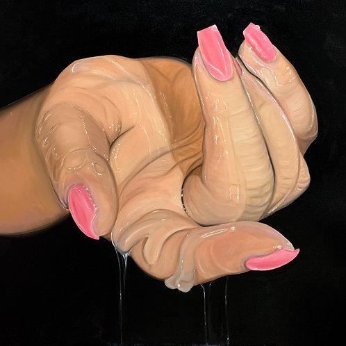"""beckoning"" original painting"