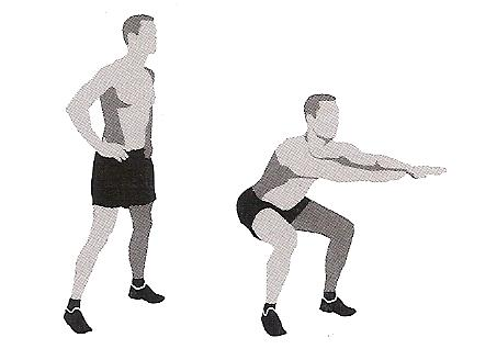 The Perfect Lower Body Exercises