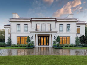 The Ultimate River Oaks Estate | 3443 Inwood Drive | Houston, TX