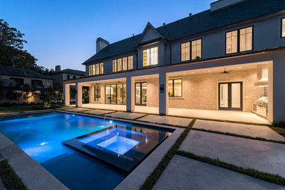 The St. James   Al Ross Luxury Homes