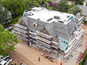 Brick, Wine and Tile - See the latest progress at The St. James   Al Ross Luxury Homes