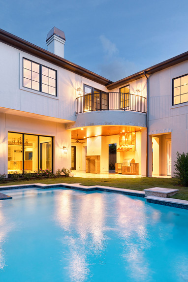 French Counrtry | Al Ross Luxury Homes