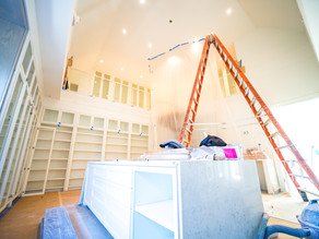 Did someone say a two-story closet? Hard Hat Highlights with Al Ross Luxury Homes
