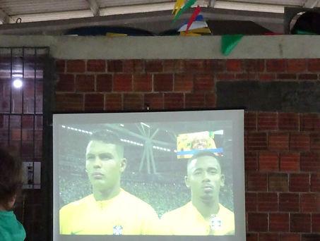 brazil match